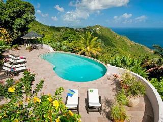Canefield House, Sleeps 8, Tortola