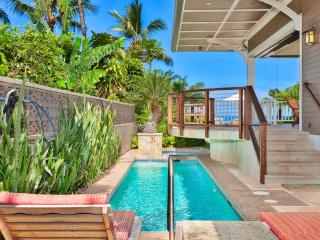 New Lahaina Beachfront Home!! ~ Private Escapes on the Sparkling Blue Pacific!!