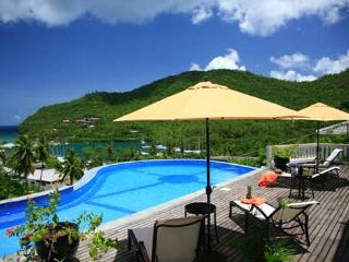Villa Ashiana, Sleeps 4, Marigot Bay