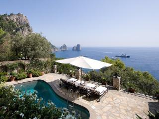 Il Tramonto, Sleeps 8, Capri