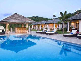 Harmony Hill at Tryall Club, Sleeps 14, Montego Bay