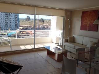 Living y Balcón