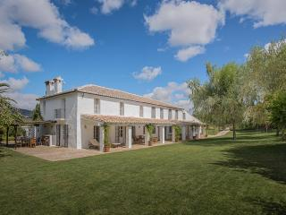 La Huerta El Noque, Sleeps 12, Ronda
