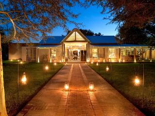 Morukuru Farm House, Sleeps 6