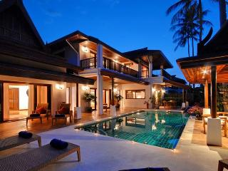 Baan Banburee, Sleeps 8, Laem Set