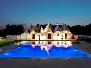 Baraquiel Villa, Sleeps 8, San Michele Salentino