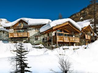 Chalet Le Mistral, Sleeps 14, Val d'Isère