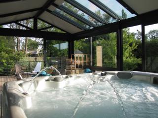 Cottage ' LE TREPORT ' at Villa Argonne with spa.., Ouville-la-Riviere