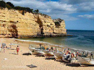 Apartamento en el Algarve, Armaçao de Pera