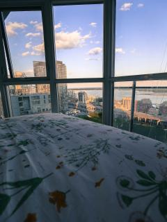 Lakeshore View form Guest Room