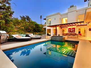 Hollywood Hills Contemporary, Sleeps 10, Los Angeles
