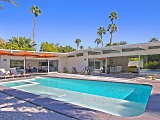 Orange Crush, Sleeps 4, Palm Springs