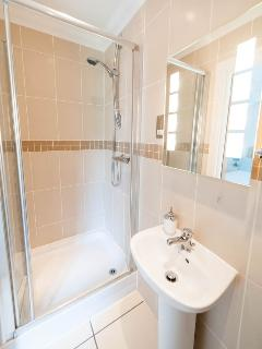 En-suite with walk in shower