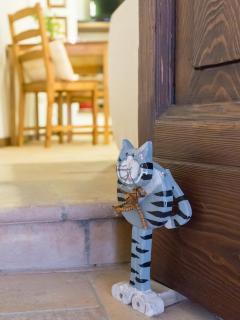 L'ingresso al Vostro appartamento