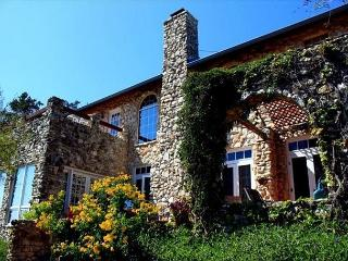 5BR Stone Chateau retreat on the Pedernales W/ 37 Acres, Sleeps 14, Spicewood