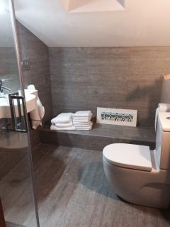 baño reformado completamente en junio 2015