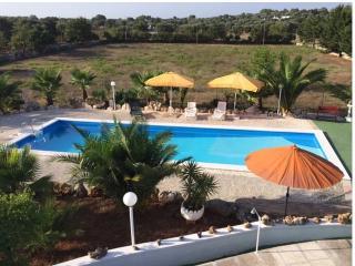 The Trullo: Typical House Trullo+pool for 4 person, Ceglie Messapica
