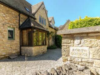 A beautiful Cotswold stone cottage