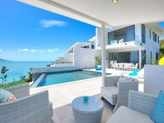 Beautiful view from the Sala at Turquoise Cove villa