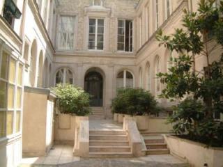 Immeuble de standing, Paris