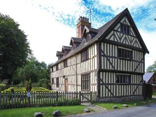 Talgarth Manor Historic House
