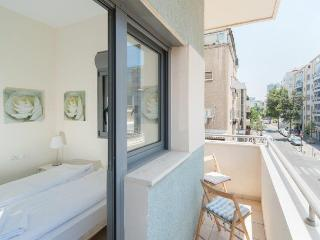 Ehad Haam Cute 2 Bedroom, Tel Aviv