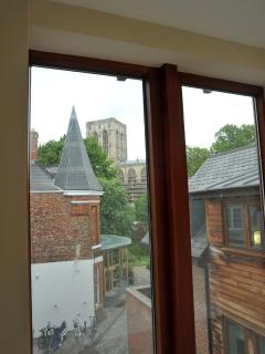 Minster View from your Landing Window