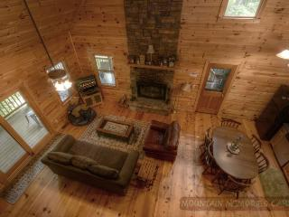 Riverside Retreat, Relax on the River, Coosawattee, Ellijay