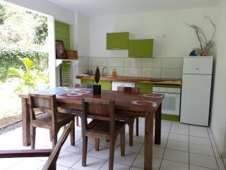 Habitation CALISSA, Bouillante