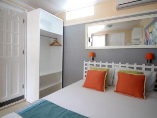 a welcoming bed, your home away from home :)