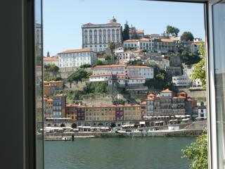 Douro,Ribeira,D Luís bridge, riverfront apartment