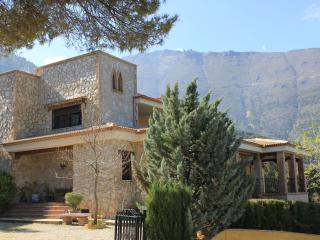 Villa Azuara (three bedrooms) with private pool, Los Villares