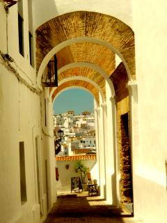 Wonderful historic Vejer (5 minutes away)