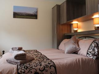 Double bedroom, all towels and linen provided
