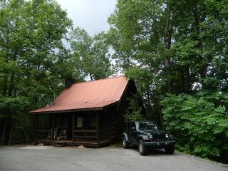 Gatlinburg Log Cabin For Two
