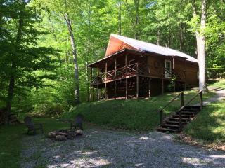 Elkwater Fork Cabin, Monterville