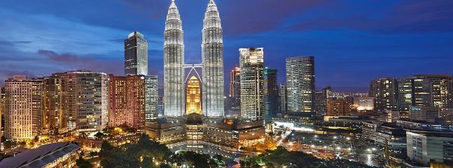 Beautiful and vibrant Kuala Lumpur