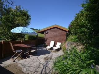 PICAB Log Cabin situated in Croyde (2mls E)