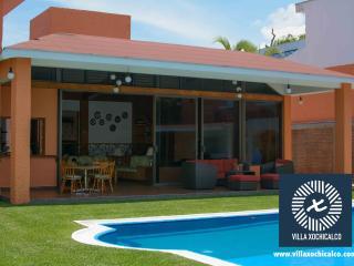 Villa Xochicalco, Cuernavaca