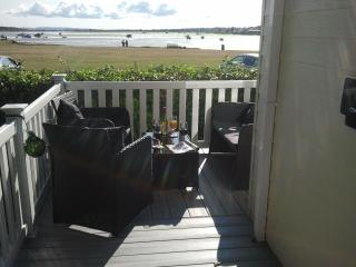 Quay Lodge Sandhills Park Mudeford (harbour front)