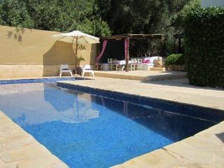 Ibiza house with pool 8pax surrounded of forests, Sant Josep de Sa Talaia