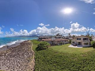 Ocean Breeze -  Kailua Bay Oceanfront Home w/spectacularly sweeping views