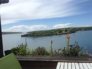 Stunning apartment with spectacular kinsale views.