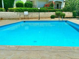 SEA VIEW 2 bedroom with pool, 100m. to sandy beach