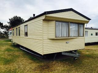 Deluxe Static Caravan, Haven Seashore Gt Yarmouth, Great Yarmouth