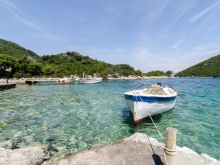 Summer house by the sea, Mljet Island