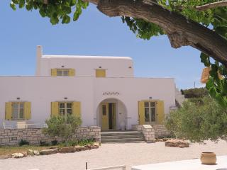 Villa San Dimitrio-House On The Beach, Logaras