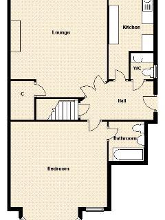 Layout - 83 sq meters
