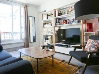 Cosy Parisian apt in the Marais, ideal location