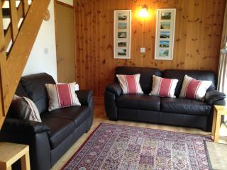 lounge in 67, 'like' fb 'Kingsdown Park chalets 67 and 68' and press book now save booking fee